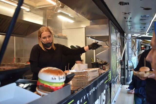Food trucki już były w Krośnie Odrzańskim niecały rok temu.