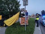 Białostoczek. Balon promujący 100-lecie Jagiellonii miał awaryjne lądowanie (zdjęcia, wideo)