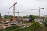 Aquapark w Szczecinie w budowie. Fabryka Wody rośnie w oczach