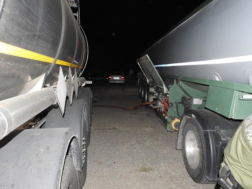 Dzięki współpracy służb polskich i słowackich udało się wykryć oszustwo paliwowe na dużą skalę.