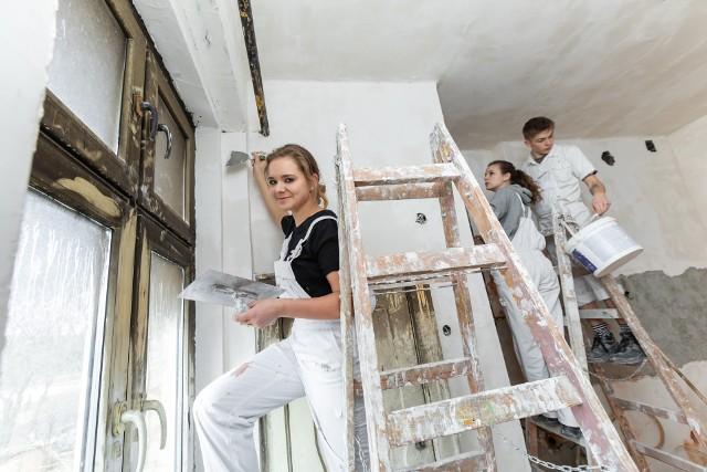 Pomieszczeniem najczęściej poddawanym remontowi w 2018 roku była kuchnia. W dalszej kolejności Polacy chętnie odnawiali salony, sypialnie i łazienki.