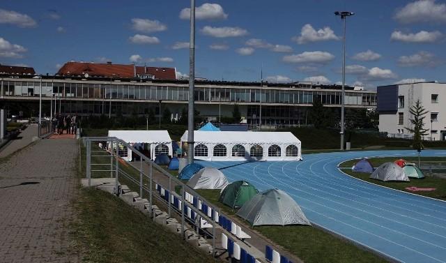 Rekrutacja na AWF w Poznaniu: Kolejny dzień obozu dietetyków