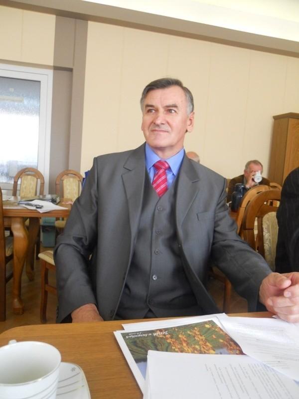 Henryk Gapiński, nowy starosta radziejowski, zapewnił, że będzie robił wszystko, by zmienić negatywny wizerunek powiatu