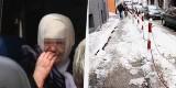 Niebezpiecznie na ulicach Opola. Spadający z dachu zlodowaciały śnieg zranił kobietę