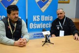 Rudolf Rohaczek (Comarch Cracovia): We wtorek w Oświęcimiu kończymy małopolski ćwierćfinał [WIDEO]