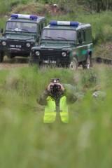 Praca w straży granicznej. Z powodu koronawirusa wstrzymany nabór do służby w Podlaskim Oddziale Straży Granicznej