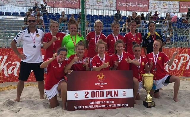 Wicemistrzostwo kraju dało Red Devils Ladies przepustkę do występu w Lidze Mistrzów