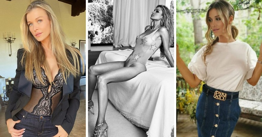 Joanna Krupa to modelka, która zyskała światowy rozgłos...