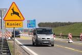 Utrudnienie na A1 w rejonie Piotrkowa Trybunalskiego. Będą usuwane szkody wyrządzone przez wichurę