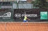 Wielki sukces małego tenisisty ziemnego z Opola