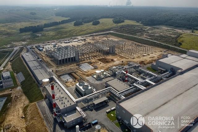 Strefa ekonomiczna w Dąbrowie Górniczej - Tucznawie wciąż się rozwija, przybywa kolejnych inwestorów Zobacz kolejne zdjęcia/plansze. Przesuwaj zdjęcia w prawo - naciśnij strzałkę lub przycisk NASTĘPNE