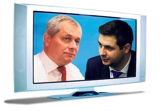 Między Sławomirem Kłosowskim i Patrykiem Jakim toczy się walka, kto obsadzi kierownicze stanowiska w radiu i telewizji. Jej wynik przesądzi też, kto jest najważniejszą postacią opolskiej prawicy.