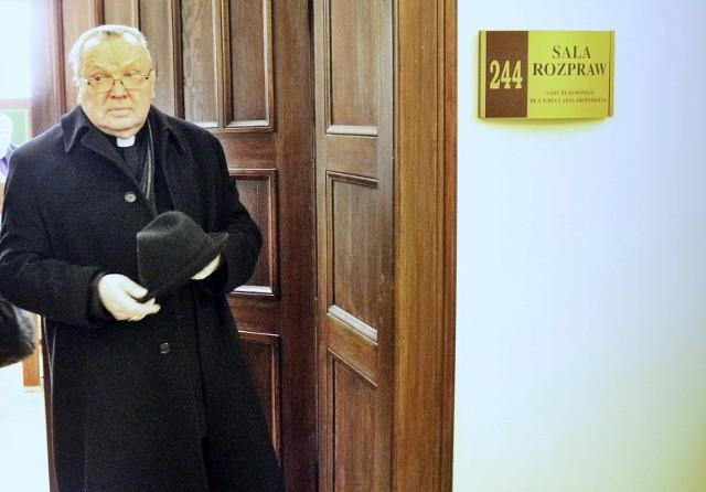Archidiecezja Wrocławska opublikowała komunikat ws. postępowania dot. abpa Mariana Gołębiewskiego. Duchowy został ukarany w wyniku wewnętrznego kościelnego śledztwa
