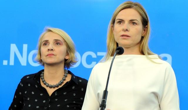Joanna Schmidt i Joanna Scheuring-Wielgus opuszczają Nowoczesną