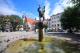 Kraków. Słynna duńska firma za miesiąc zaproponuje metamorfozę placu Wolnica. Miała tylko dwa dni na badania. Szansa czy marketing?