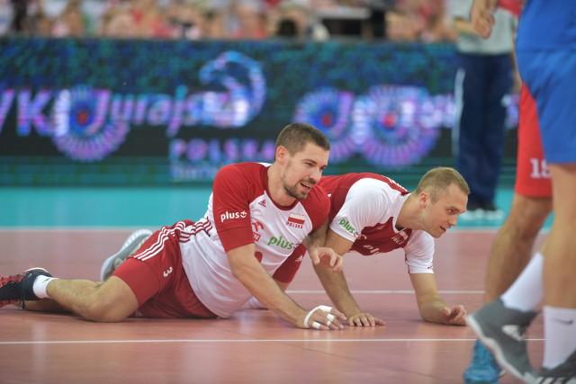 Polscy siatkarze przegrali na inaugurację mistrzostw Europy.