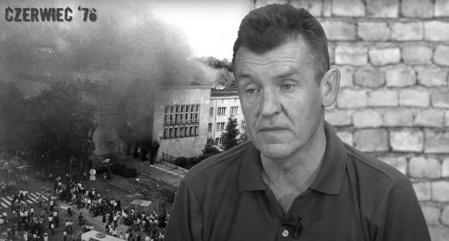 Krzysztof Gniadek zmarł w wieku 63 lat.
