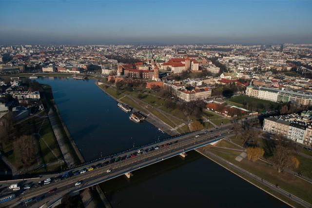 Budżet Krakowa 2015 zmieniony. Miasto wyda znacznie więcej