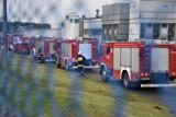 Wyciek amoniaku w zakładzie spożywczym w Przechlewie 16.12.2019. Ewakuowano ponad 400 osób, trwa ustalanie przyczyn [zdjęcia]