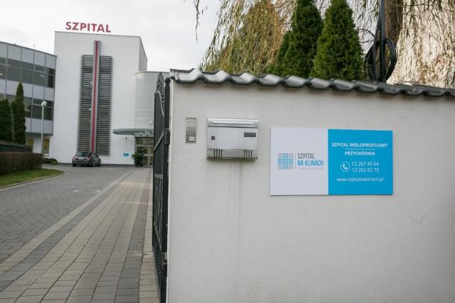 Tak wygląda Szpital na Klinach