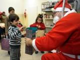 Mikołaj w ośrodku dla cudzoziemców w Przemyślu [ZDJĘCIA]