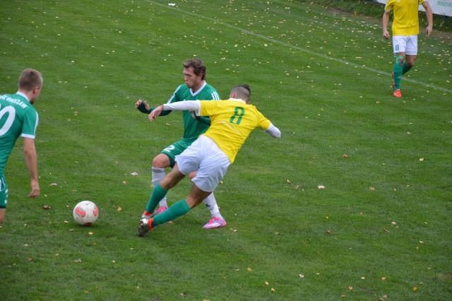 Piłkarze Falubazu wyszarpali wrocławianom trzy punkty