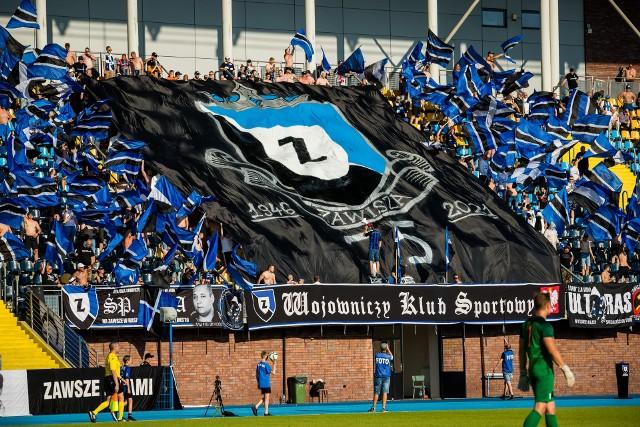 Już w sobotę 7 sierpnia kibice Zawiszy wrócą na stadion przy ul. Gdańskiej