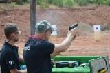 W Łącznej działa strzelnica. Można postrzelać z wielu rodzajów broni. Ile to kosztuje? (ZDJĘCIA)