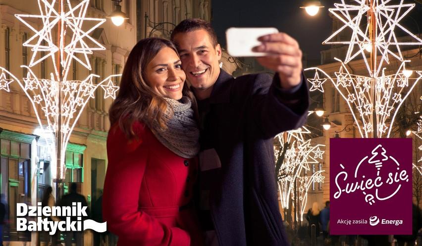 Wybierz najpiękniej oświetlone na święta miasto w Pomorskiem. Twój głos może pomóc potrzebującym
