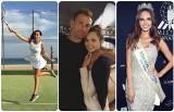 Dla niej gra Łukasz Kubot. Narzeczona tenisisty Magdalena Bieńkowska to była Miss Polski [ZDJĘCIA]