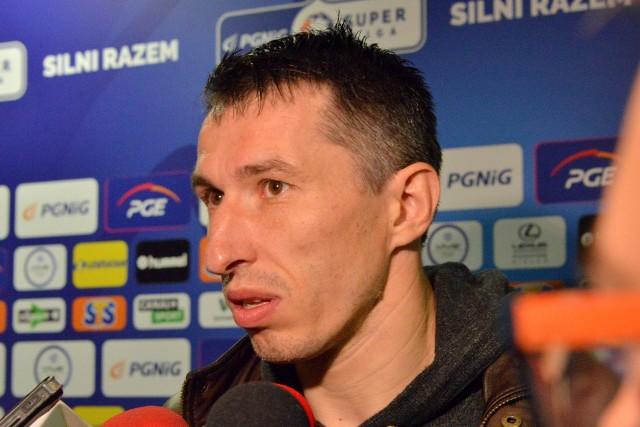 - Dla nas i dla Veszprem te punkty są bardzo potrzebne - mówi Sławomir Szmal.