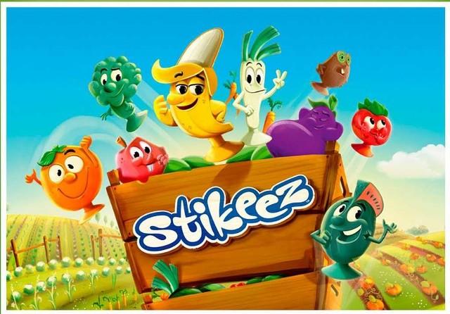 Stikeez w Lidlu bardzo podobne do Świeżaków z Biedronki. Początek promocji Stikeez w Lidlu już od poniedziałku 6.02.2017