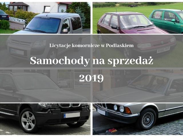 Gdzie najtaniej kupisz używany samochód? Na licytacji komorniczej. Zobacz, jakie auta z naszego regionu można znaleźć na stronie Krajowej Rady Komorniczej.