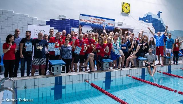 Memoriałowe zawody pływackie były 7 grudnia na pływalni w SP 11 w Stargardzie