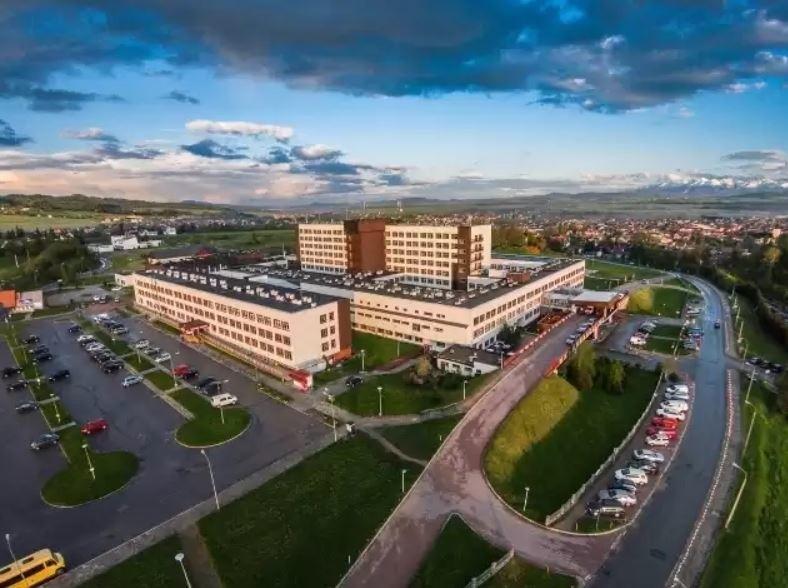 Szpital w Nowym Targu