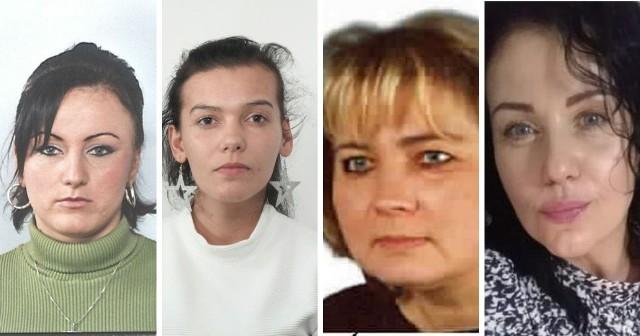 Oto kobiety poszukiwane przez małopolską policję.