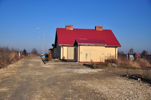 Tu staną kontenery mieszkalneKontenery mieszkalne mają stanąć obok budynków socjalnych przy ulicy Lubelskiej.
