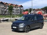 Test Volkswagena Caddy 2.0 TDI 122 KM. Auto uniwersalne