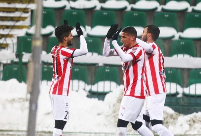 Cracovia wyeliminowała Wartę z Pucharu Polski