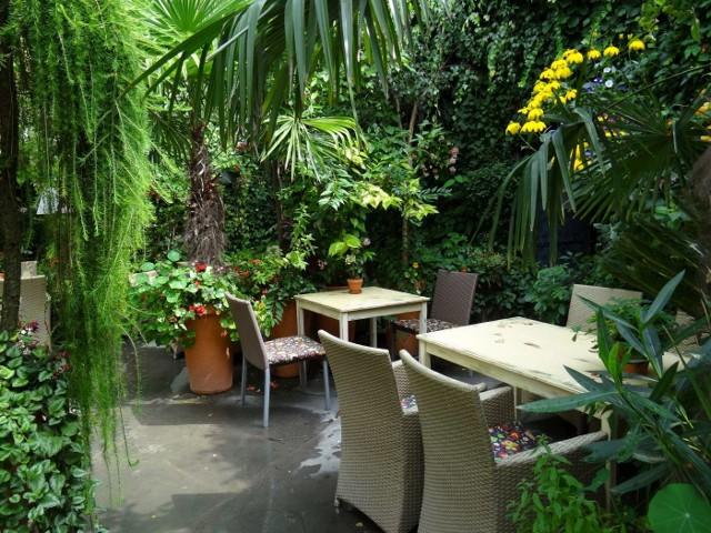 """Restauracja """"Umberto"""" przy ulicy Za Cytadelą, pierwsze miejsce w kategorii zieleńce"""