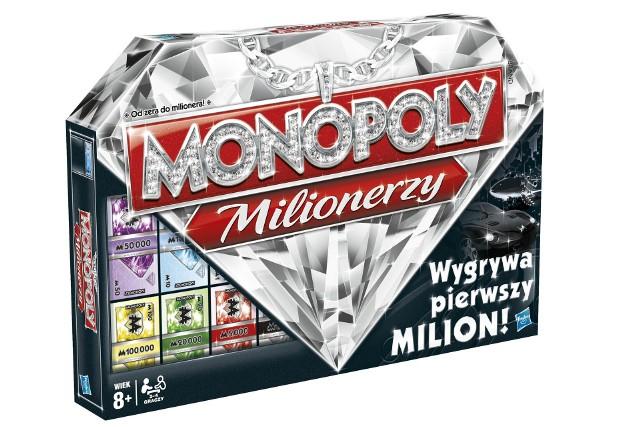 Monopoly MilionerzyMonopoly Milionerzy: Jak się szybko wzbogacić