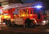 Studzianki: Pożar gasiło czterdziestu strażaków przez pięć godzin