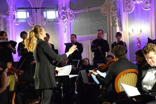 Pałac Branickich. Aula Magna. Zespół Muzyki Dawnej Diletto i soliści