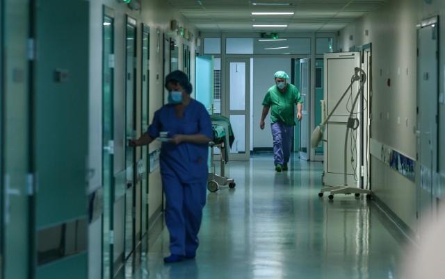 UCK. Oddział Kardiochirurgii i Chirurgii naczyniowej.