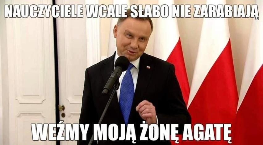 Memy internautów na temat podwyżek dla rządu, posłów, prezydenta i pierwszej damy.