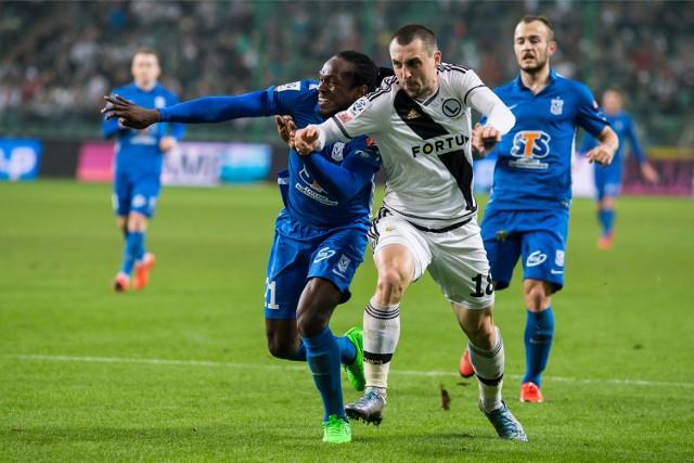 Lech - Legia online na żywo. Transmisja w telewizji i internecie - 19.03.16 r.