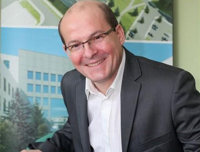 Marek Karp od września ub.r. pełni obowiązki dyrektora Uniwersyteckiego Szpitala Klinicznego w Białymstoku