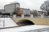 Przejazd dla rowerów pod mostem przy rondzie Lussy już dostępny (zdjęcia, wideo)