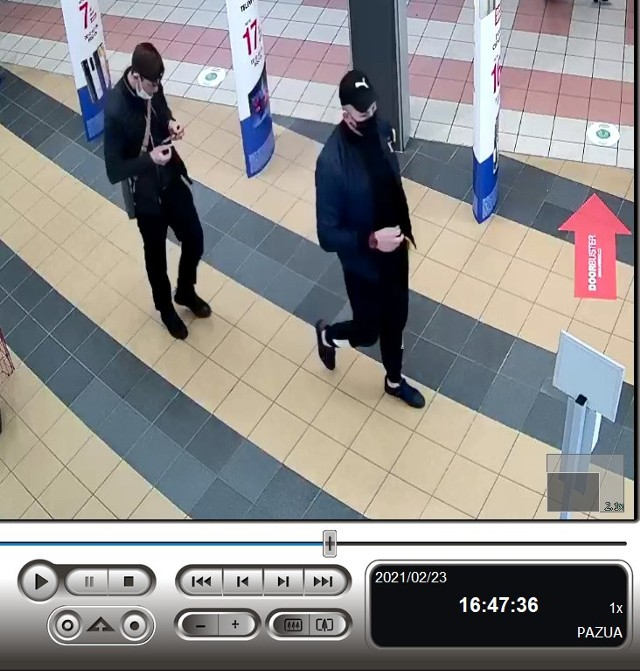 Tych dwóch mężczyzn poszukuje policja.