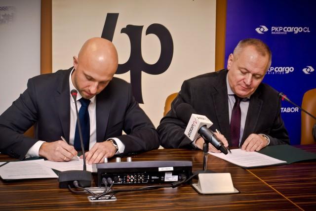 Politechnika Białostocka i PKP Cargo zaczęły współpracę